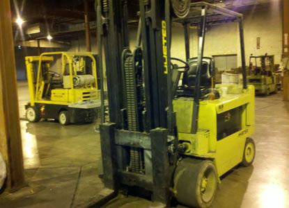 Lbs Electric Forklift