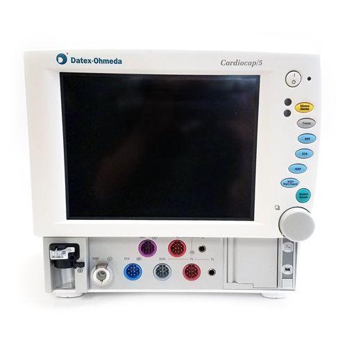 Datex, Datex Ohmeda CardioCap 5