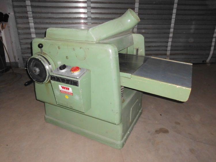 Martin Thicknessing machine