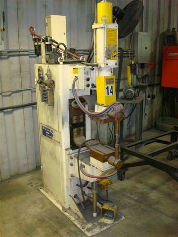 Mighty Viper 50 KVA CHOWEL PRESS TYPE SPOT WELDER