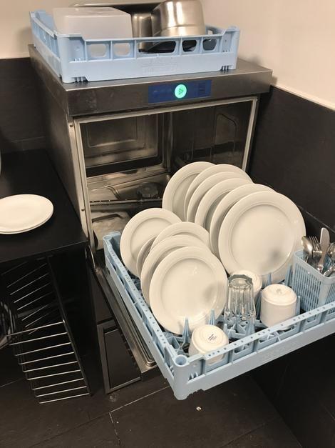 Hobart FXLS-70N socket Dishwasher