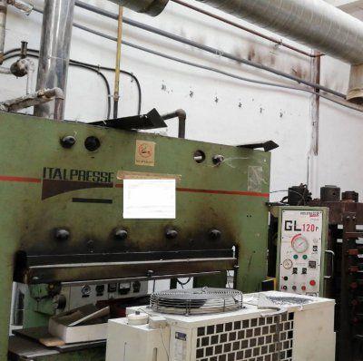 Italpresse GL120 Press