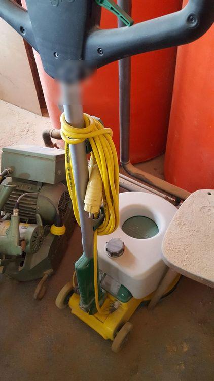 Lägler Single, Longer wheel grinder