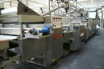 Sasib Laminating Line for Biscuits or Crackers 1200Kg/h