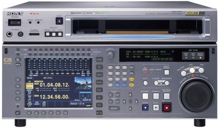 BTS SRW-5000 Recorder