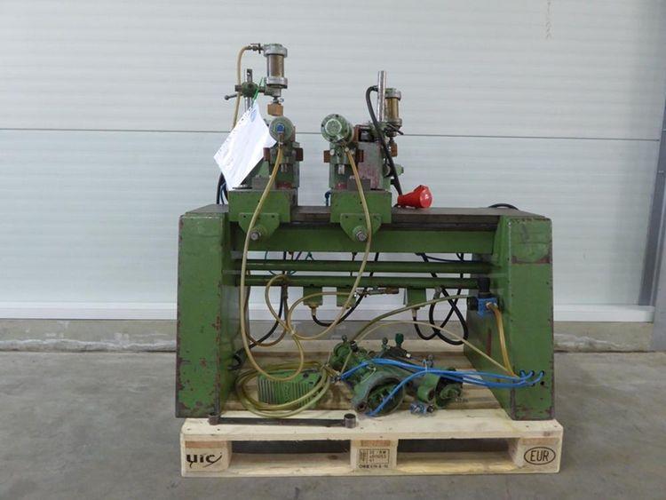 Maka Double-sided mortising machine