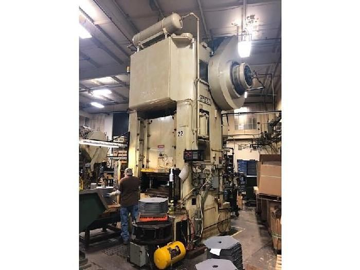 Verson S1-500-48-42 500 Ton