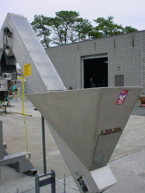 Kapsall FS-B, INCLINED FEEDER/ELEVATOR