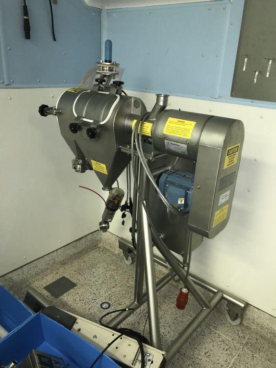 Kemutec Group K300 Centrifugal sifter