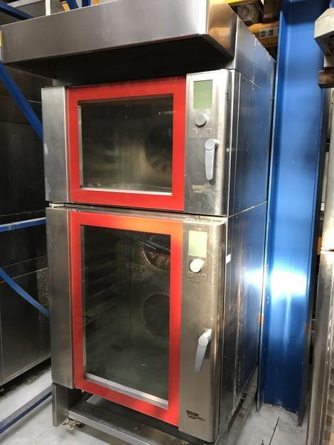 Wiesheu B4 & B8 combination Convection oven