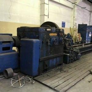 Poreba Engine Lathe Variable TCA 160/6000