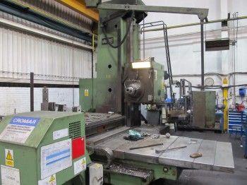 Union BFT130 130 mm 1000 rpm