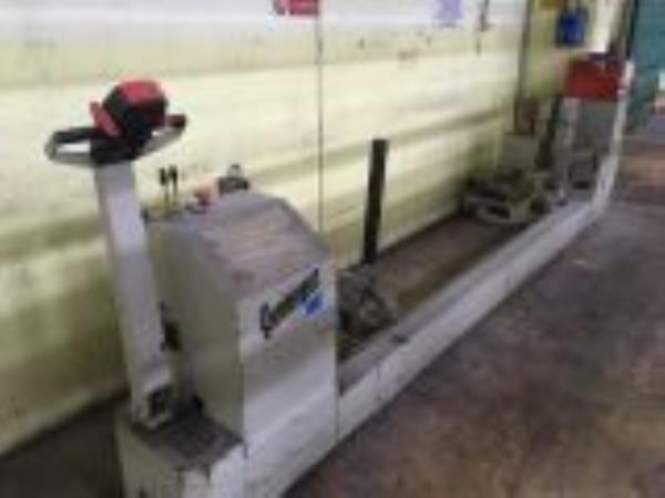 Genkinger WARPY-190-A805 Trolley for beams