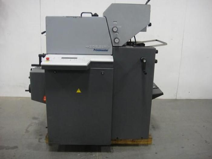 "Heidelberg Printmaster QM 46-2 18.11 x 13.39"""