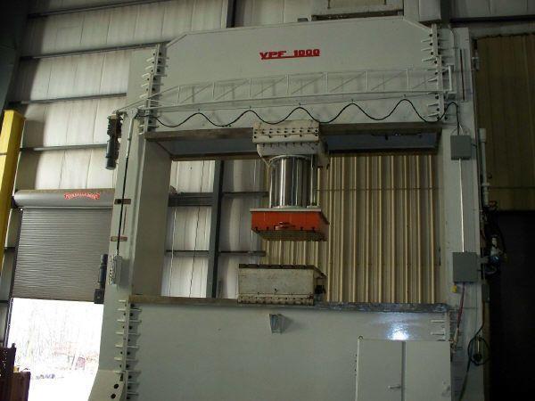 Ursviken VPF1000 1000 Ton