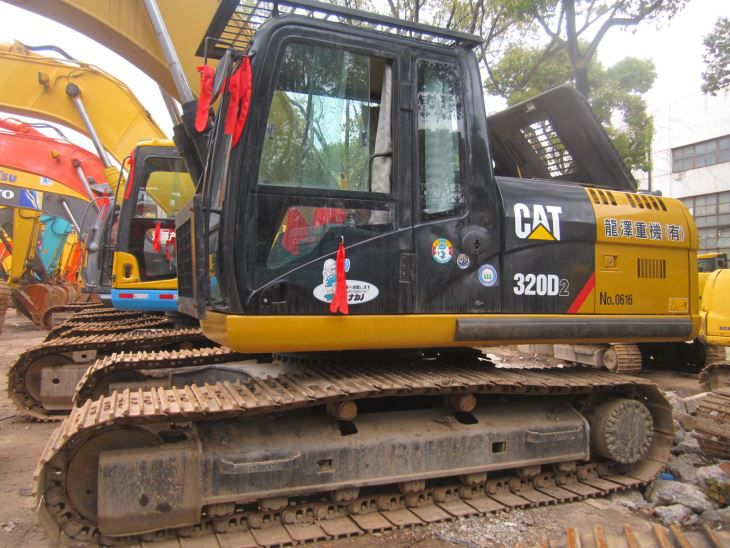 Caterpillar 320D Crawler Bulldozer