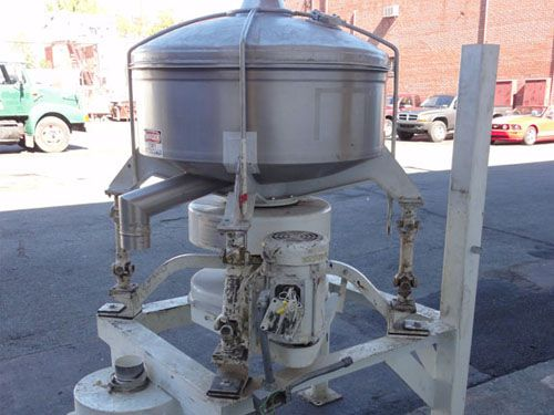 Pfening pressure sifter