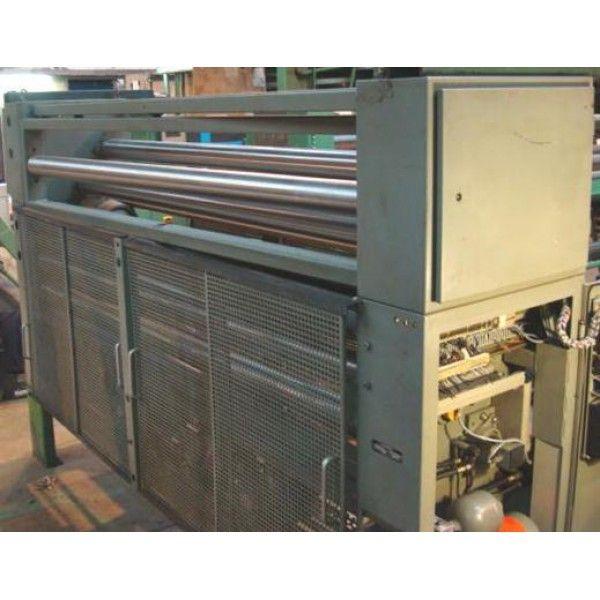 Mahlo RFMC9 Weft straightener