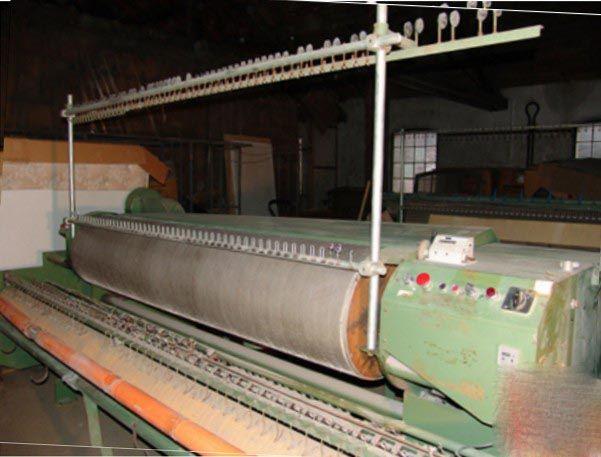 Others Yarn raising machine