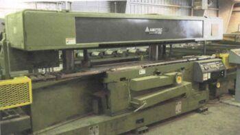 Amitec Super VT35S, Lengthwise slicer for thin veneer