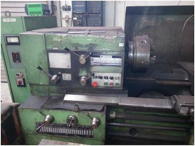 TOS Engine Lathe 1200 rpm SUS 80 3000