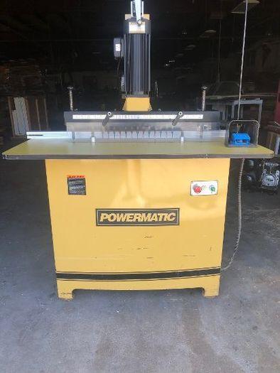 Powermatic LBM-21, Line boring machine