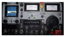 Aeroflex-IFR FM/AM 1100 Radio Test Set Part Number: FM/AM 1100