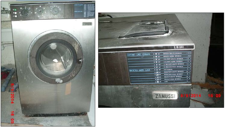 Others LB 160 Washer