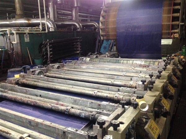 Buser F7 240 Cm Filmdruck printing