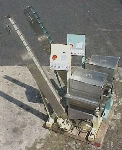 Zanasi L-34  Tablet or Capsule Elevator