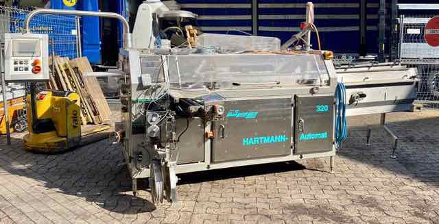 Hartmann Automat VS 320  Bread Packaging machine