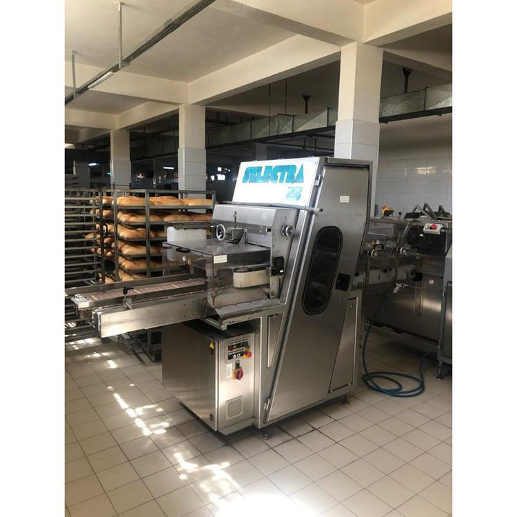 Hartmann SL 25 GBK 220 Slicing and packaging machine