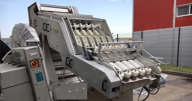 Baader 134, Filleting Machine