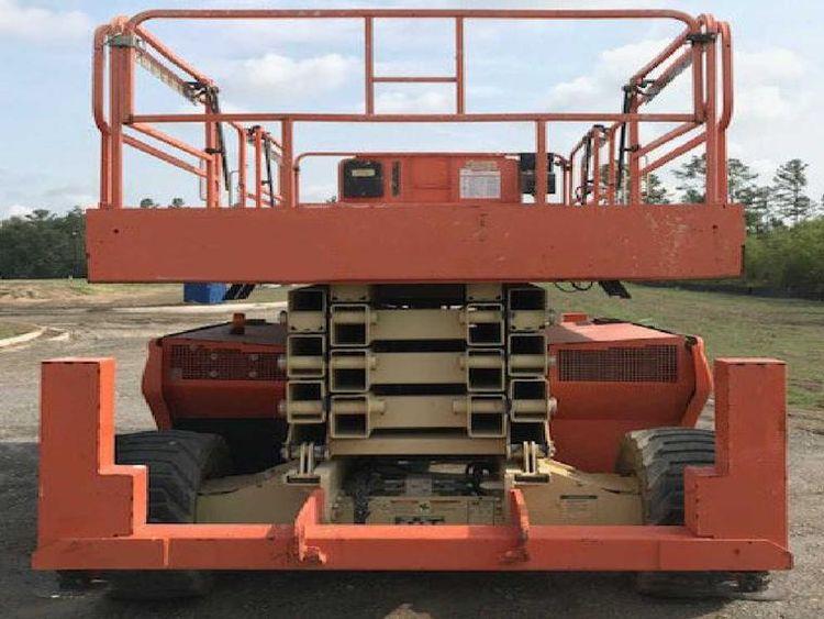 JLG JLG 4394RT 2007  Scissor Lift