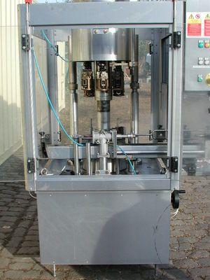 Fimer 6-stelliger Verschließer,Typ T/6-V.A srew capper aluminium