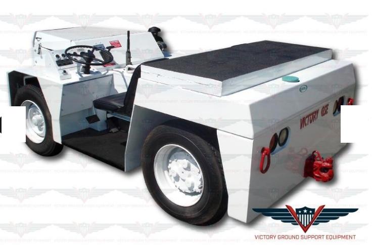 NMC - Wollard NMC-140, Pushback Tractor