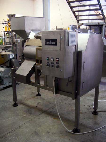 Herbort 122 N Cutting Machine