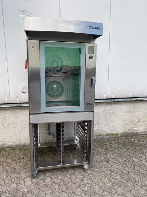 Wiesheu B8-E2 Hot air oven