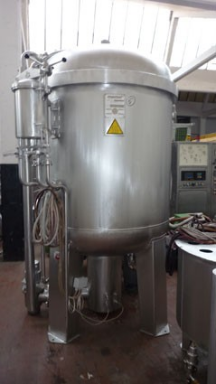 Master AM-250 S-HT Packages Dyeing Machine
