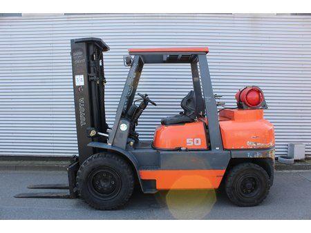 Toyota 52-6FG45 5000 kg