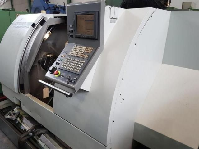 Gildemeister GE  FANUC Series 21 iT Variable CTX 400 2 Axis