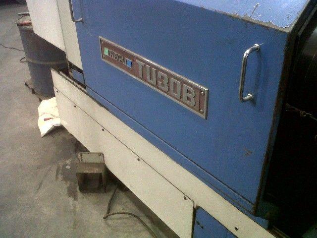 Ikegai Fanuc 18T CNC Control Max. 4500 rpm TU-30B 2 Axis