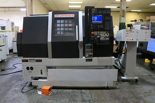 Mori Seiki MSX-504III CNC CONTROL 4000 RPM DURATURN 2050 2 Axis