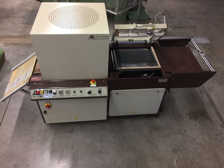 Other LC800 semi-automatic L-sealer and shrink tunnel