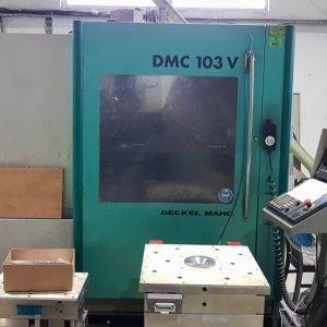 Deckel Maho DMC 103V 3 Axis