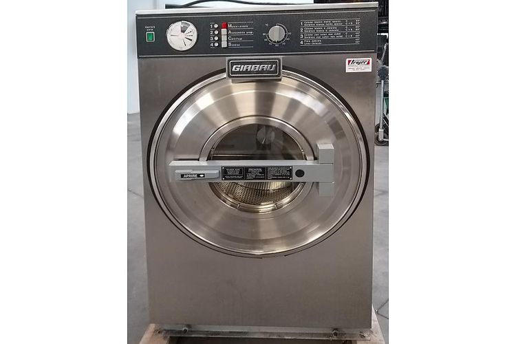 Girbau LS-212E 1447AS Washer Extractor