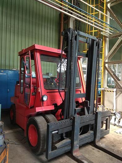 Linde E60N 6000 kg