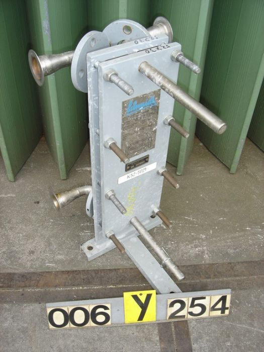 Schmidt SIGMA 7H Plate heatexchanger