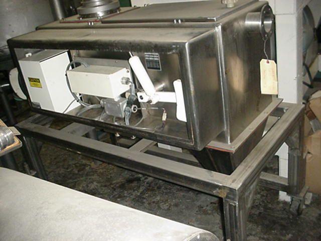 K-tron S10786 STAINLESS STEEL WEIGHT BELT MACHINE
