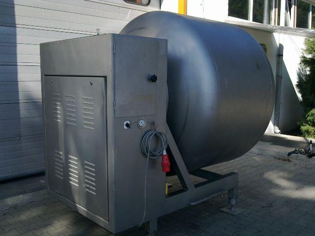 Suhner 2000, Vacuum Tumbler